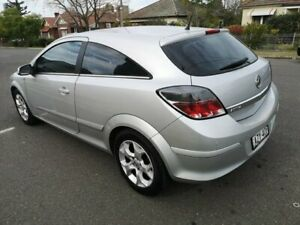 2006 Holden Astra AH MY06 CDX Silver 4 Speed Automatic Coupe Lidcombe Auburn Area Preview
