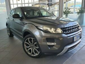 2015 Land Rover Range Rover Evoque L538 MY15 TD4 Dynamic Grey 9 Speed Sports Automatic Wagon North Hobart Hobart City Preview