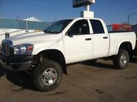 ARRIVING SOON !! LIFTED 2007 DODGE RAM SLT HEMI WE FINANCE !!!