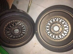 18 inch BBS RS