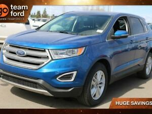 2018 Ford Edge SEL, 200A, AWD, SYNC, CRUISE CONTROL, CLOTH, CLAS