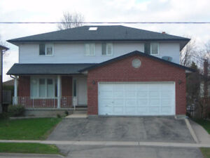 Room for rent across the street from Conestoga College