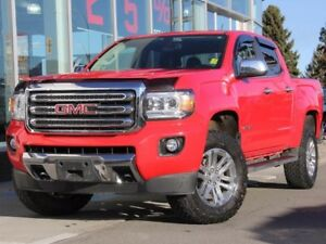 2015 GMC Canyon SLT 4x4 Crew Cab 5 ft. box 128.3 in. WB