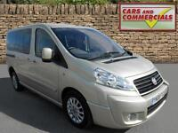2008 FIAT SCUDO PANORAMA MULTIJET FAMILY L1 120ps [Wheelchair Accessible]