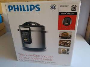Brand NEW Phillips - HD2137/72 - All-In-One Cooker Cabramatta Fairfield Area Preview