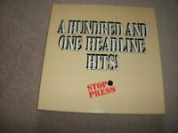A HUNDRED AND ONE HEADLINE HITS-READERS DIGEST-PRESENTATION-VINYL BOX SET