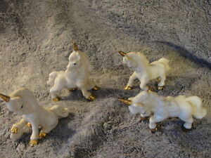 4 small unicorns Peterborough Peterborough Area image 1