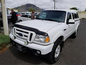 2011 Ford Ranger Sport  EXT/CAB 4X4