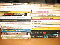 Collection of Agatha Christie Novels