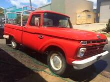 Ford F100 Ute Original Australian Car 1966 South Toowoomba Toowoomba City Preview