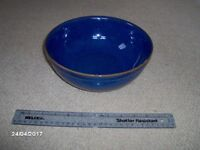 IMPERIAL BLUE CEREAL/SPAGHETTI BOWL/SERVING DISH