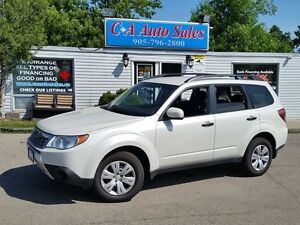 2013 Subaru Forester X Touring ALL SERVICE RECORDS NON ACCIDENT!