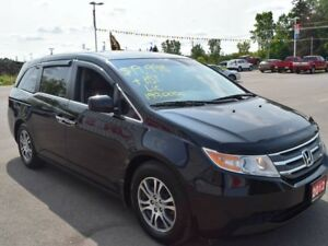 2012 Honda Odyssey EX-L w Rear Entertainment