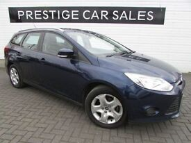 FORD FOCUS 1.6 EDGE TDCI 115 5d 114 BHP (blue) 2013