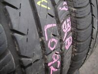 205/55/16 Goodyear Eagle NCT-5 x2 A Pair, 6.6mm (156 Rayne Road, Braintree, CM7 2QS) Second Hand