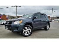 2009 Toyota RAV4 SPORT **4 CYLINDER-NO ACCIDENTS**