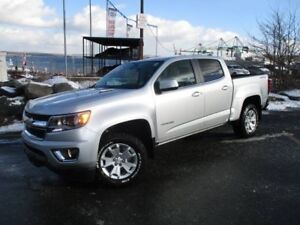 2015 Chevrolet Colorado LT 4X4 V6 (CLEAN CARFAX! ONLY 53900 KMS!