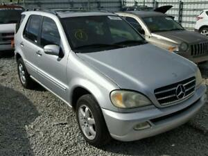 **Mercedes ML 03 Parting Out 98-04