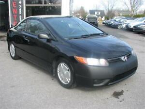Honda Civic 2008 DX-G, automatique antirouille a tous les ans