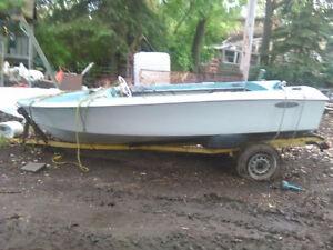 16Ft. Boat