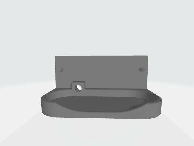 Google Home Hub wall mount 3d printed