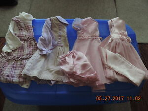 Girl' s Size 3-6months Dresses