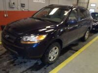 2008 Hyundai Santa Fe GLS All-wheel Drive