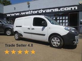 2014 Renault Kangoo LL21 MAXI 1.5DCi 90ps A/C E/Pack Diesel white Manual