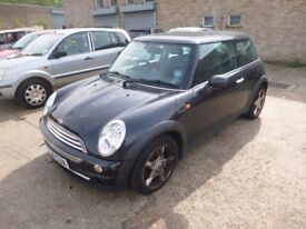 BMW MINI - LY54CUX - DIRECT FROM INS CO