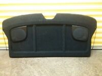 Peugeot 306 hatchback parcel shelf with original speakers