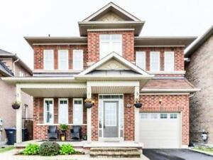 Absolutely Stunning Detached Home In Brampton!!