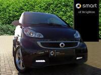 smart fortwo cabrio EDITION 21 MHD (black) 2014-02-11