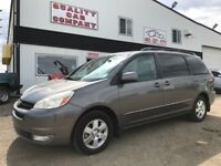 2004 Toyota Sienna LE Leather. Complete service records. $6000, Red Deer Alberta Preview
