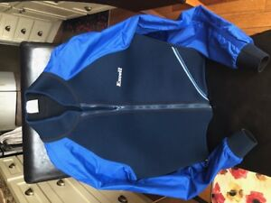 Excell wet suit jacket.