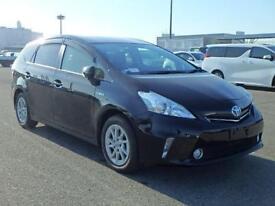 Toyota Prius Plus/Prius Alpha/Prius+ Hybrid 1.8 2014(14) 7 SEATS, 2 KEYS (BIMTA)