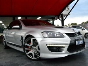 2012 Holden Special Vehicles GTS E Series 3 MY12 Silver 6 Speed Sports Automatic Sedan Fawkner Moreland Area Preview