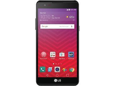 Lg X Power Virgin Mobile  5 3  Black 16Gb 2Gb Ram  4G Lte