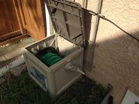 Hose box & good quality hose