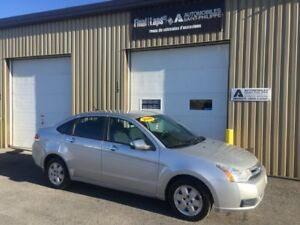 2010 Ford Focus SE man 5 vit.clean pneus d'hiver