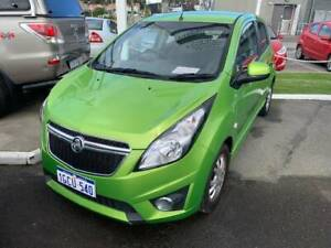 2015 Holden Barina Spark CD Automatic Hatchback Mira Mar Albany Area Preview
