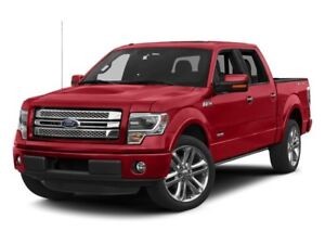 2013 Ford F-150 4X4 SUPERCREW FX4