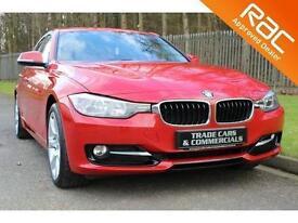 2012 12 BMW 3 SERIES 2.0 318D SPORT 4D 141 BHP DIESEL