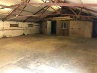 Industrial / Storage workshop Units to let Reigate Road Ewell / Epsom Surrey - POA