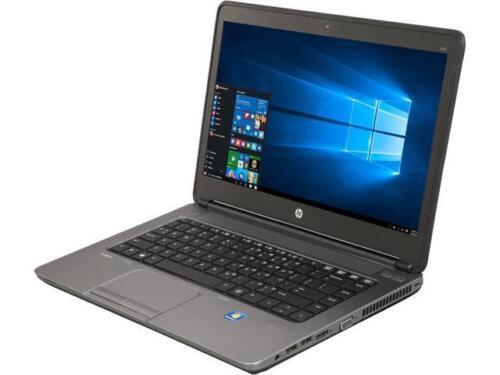 "HP 645 G1 14.0"" Grade B Laptop AMD A8-Series 1.90 GHz 320 GB HDD 8 GB Memory"