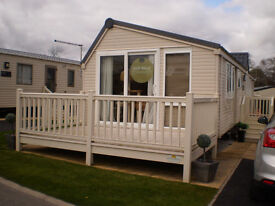 Beautiful static holiday home on 5 star park for sale in Paythorn Ribble Valley Nr Gisburn