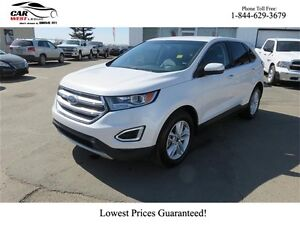 2015 Ford Edge LEATHER HEATED SEATS, AWD