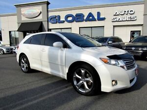 2011 Toyota Venza AWD V6 LEATHER PANOR. ROOF