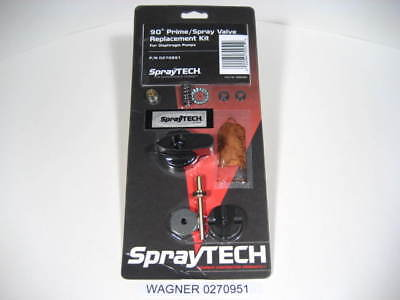 Spraytech Wagner 0270951 Or 270951 Prime Valve Kit Oem