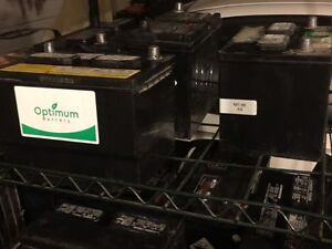 Selling Refurbished/Reconditioned/Used Automotive Batteries!!