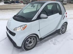 2013 Smart ForTwo Pure 42K = HEATED LEATHER SEATS = NO ACCIDENTS